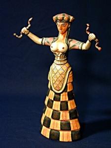 Statuetta di Angizia