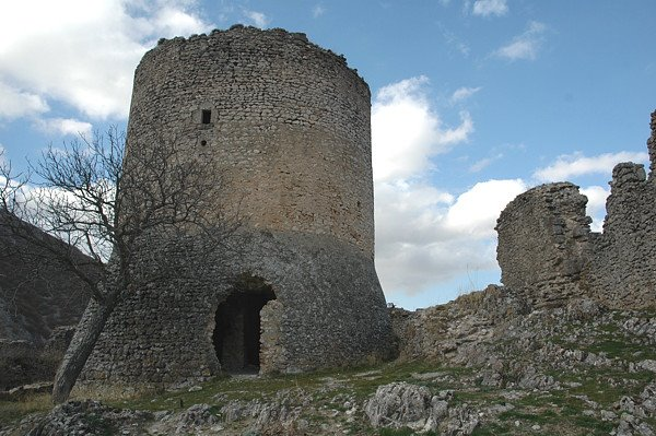 La vecchia torre
