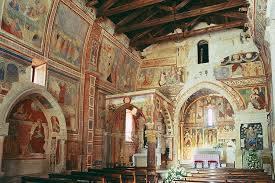 La chiesa di S.Maria Ad Criptas a Fossa