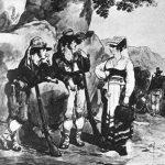 ABRUZZO TERRA DI BRIGANTI: IL BRIGANTE TAMBURRINO E GLI SPOSI