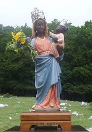 La Madonna nera di Monte Tranquillo