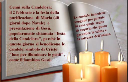 Il Giorno Della Candelora Tra Riti Religiosi E Pagani