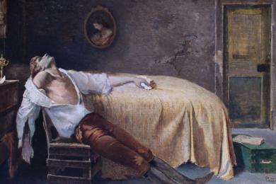 """TEOFILO PATINI E """"LA MORTE DI JACOPO ORTIS"""""""