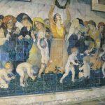 LE MAJELLANE: LE GUERRIERE  GIGANTI VENUTE DA LONTANO