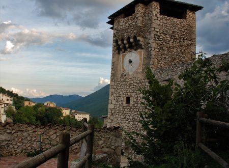 LA STORIA DELL'OROLOGIO DELLA TORRE DI FONTECCHIO